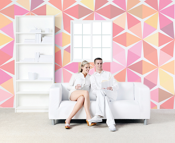 Custom Removable Wallpaper In Miami Florida Business
