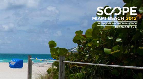 Scope Miami Beach Exhibit -- Art Basel