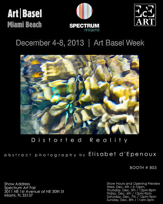Spectrum Miami Art Exhibit