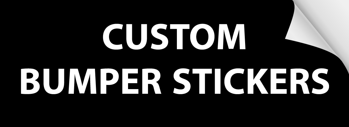 Bumper Stickers Executive Printers Of Florida - Custom made car stickers